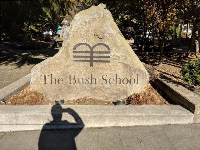 The Bush School in Seattle.