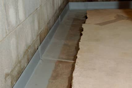 drainage for basement waterproofing solutions