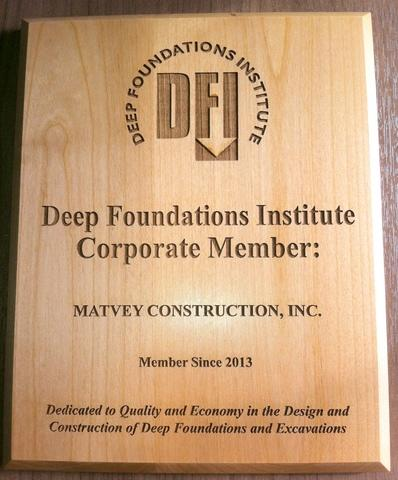 Deep foundations institute corporate member