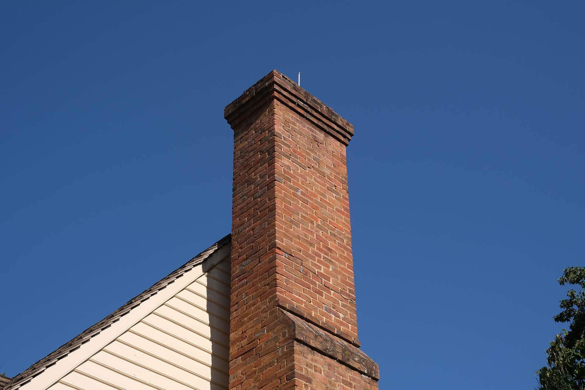chimney tilting