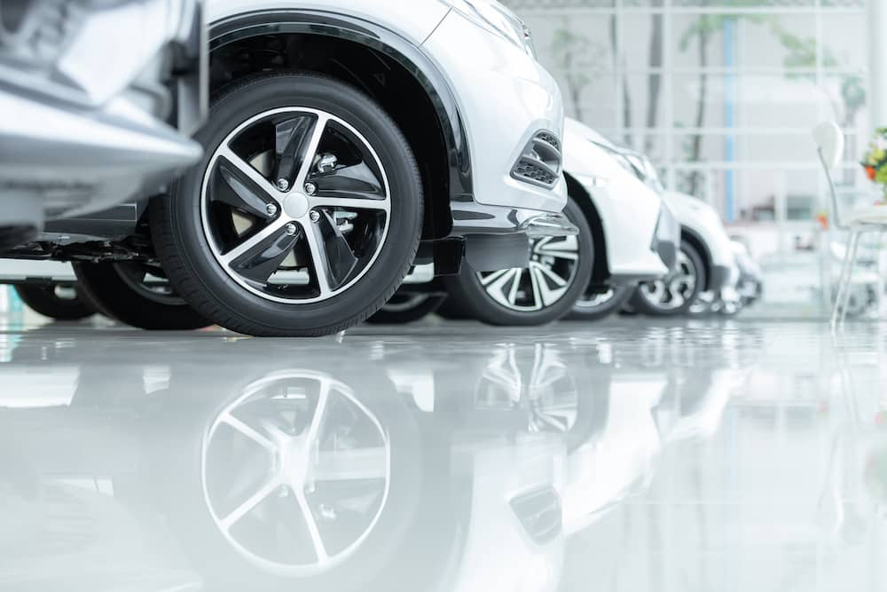 Tacoma Floor Coating: Garages, Patios, Warehouses, Driveway