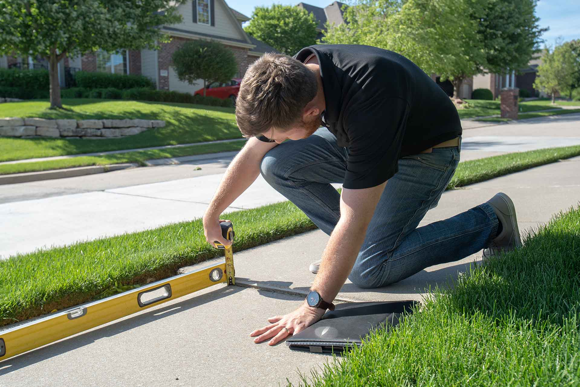 Tacoma Concrete Leveling & Foundation Repair: Poly Concrete Leveling