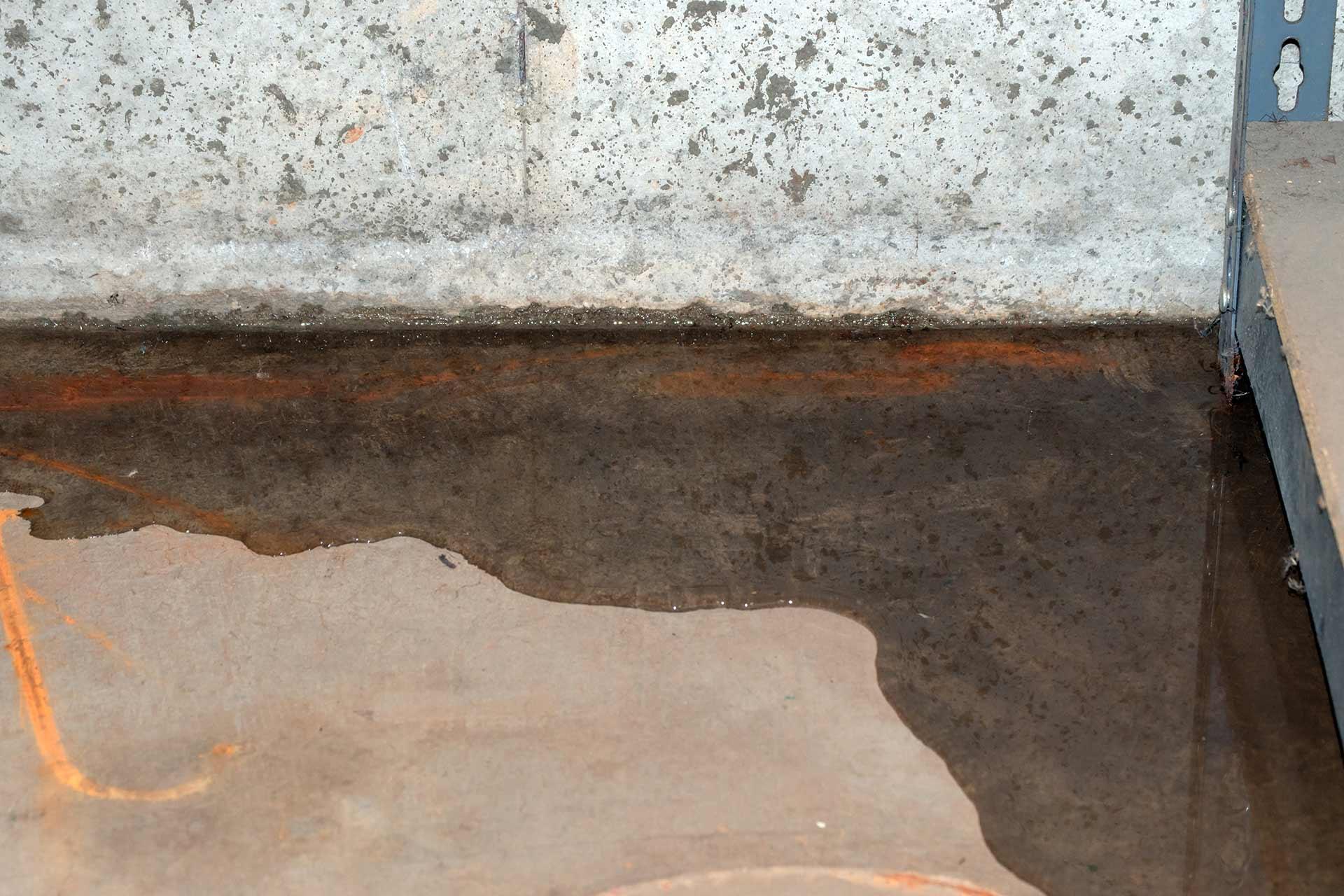 Basement Waterproofing Matvey Construction