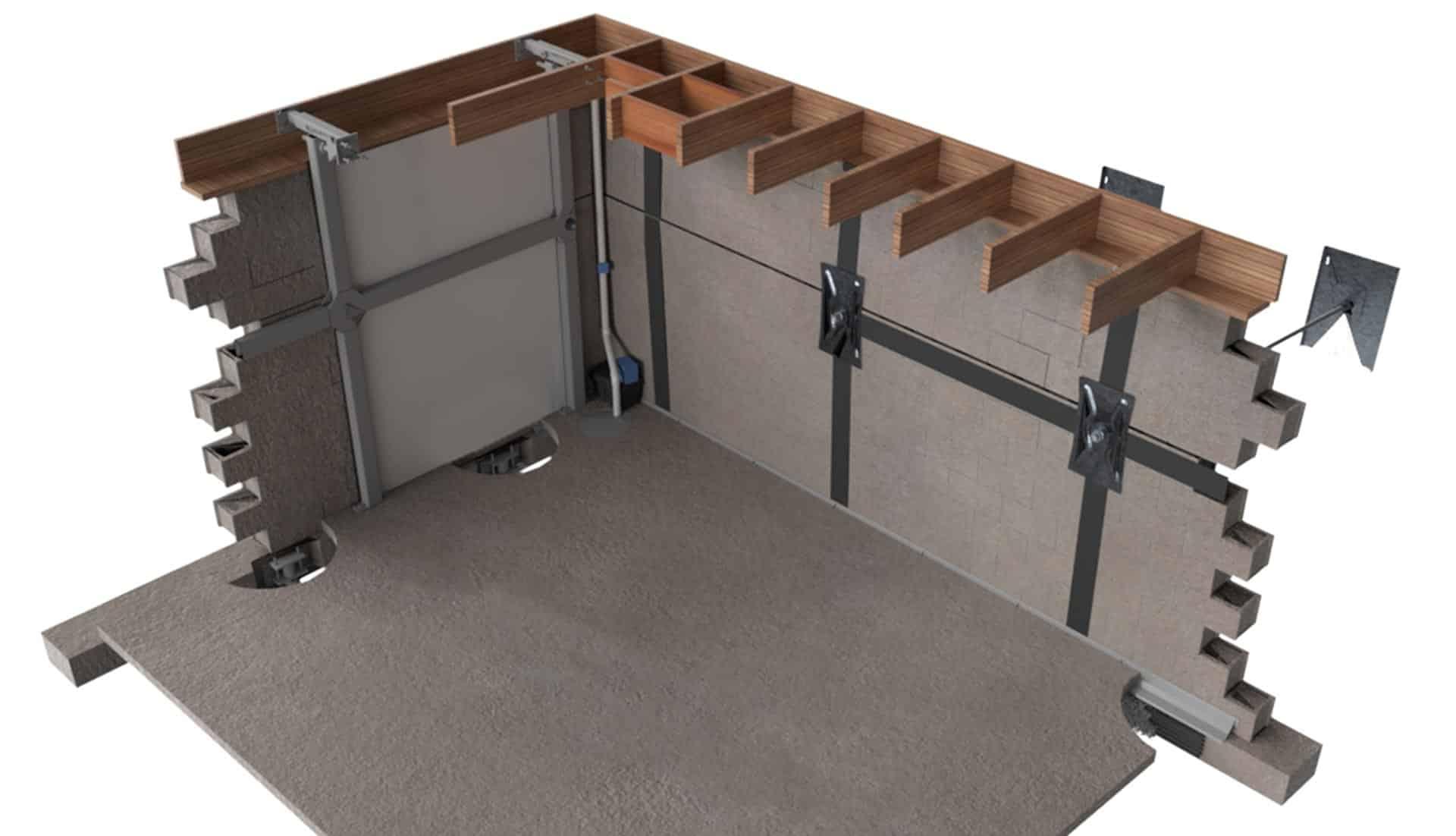 Tacoma Foundation & Concrete Repair: Basement Waterproofing